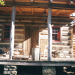 Part Five of… Building a rustic cabin