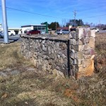 Three very different stone walls… part 2