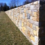 Three very different stone walls… part 3
