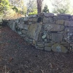 Three very different stone walls… part 1