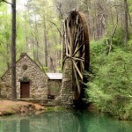 A stone mill