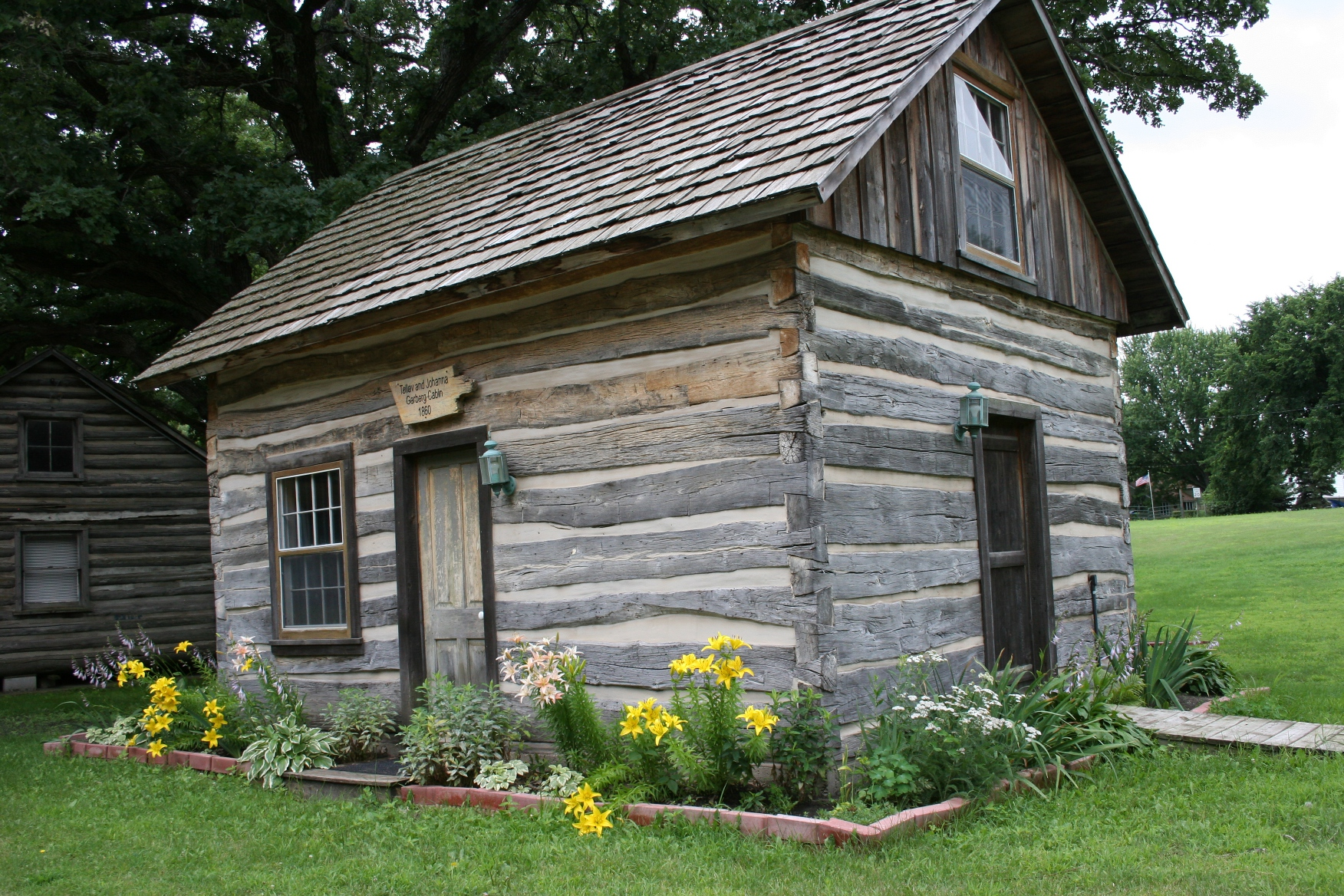 Marvelous photograph of log cabins never build a log home with a kit with #4A6736 color and 1752x1168 pixels