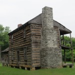 Large cabin, weak foundation