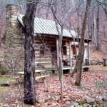 How much does a log cabin cost?