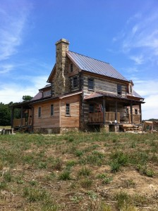 Highland cabin