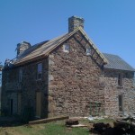 Virginia stone home restoration