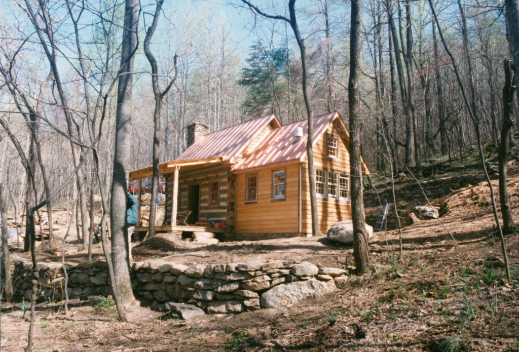 Tiny Cottage House Plans Diy Small Cabin Plans Diy Cabin: Part Four Of… Building A Rustic Cabin