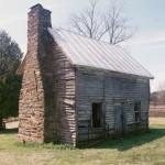 A pine cabin… part 1