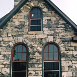 Stone arched windows… part 2