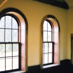 Stone arched windows… part 3