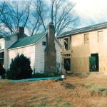 The log farmhouse… part 3