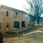 The log farmhouse… part 4