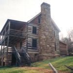 How to build a log home… part 16