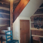 How to build a log home… part 13