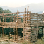 How to build a log home… part 7