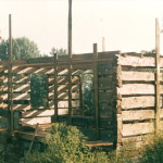 How to build a log home… part 6