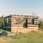 A hewn cabin… part 3