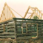 A hewn cabin… part 4