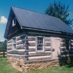 An new/old cabin improves with age