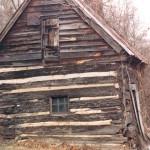 A one window cabin