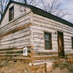 A log cabin repair… part 3