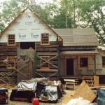 An owner built log cabin… part 2