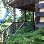 An owner built log cabin… part 4