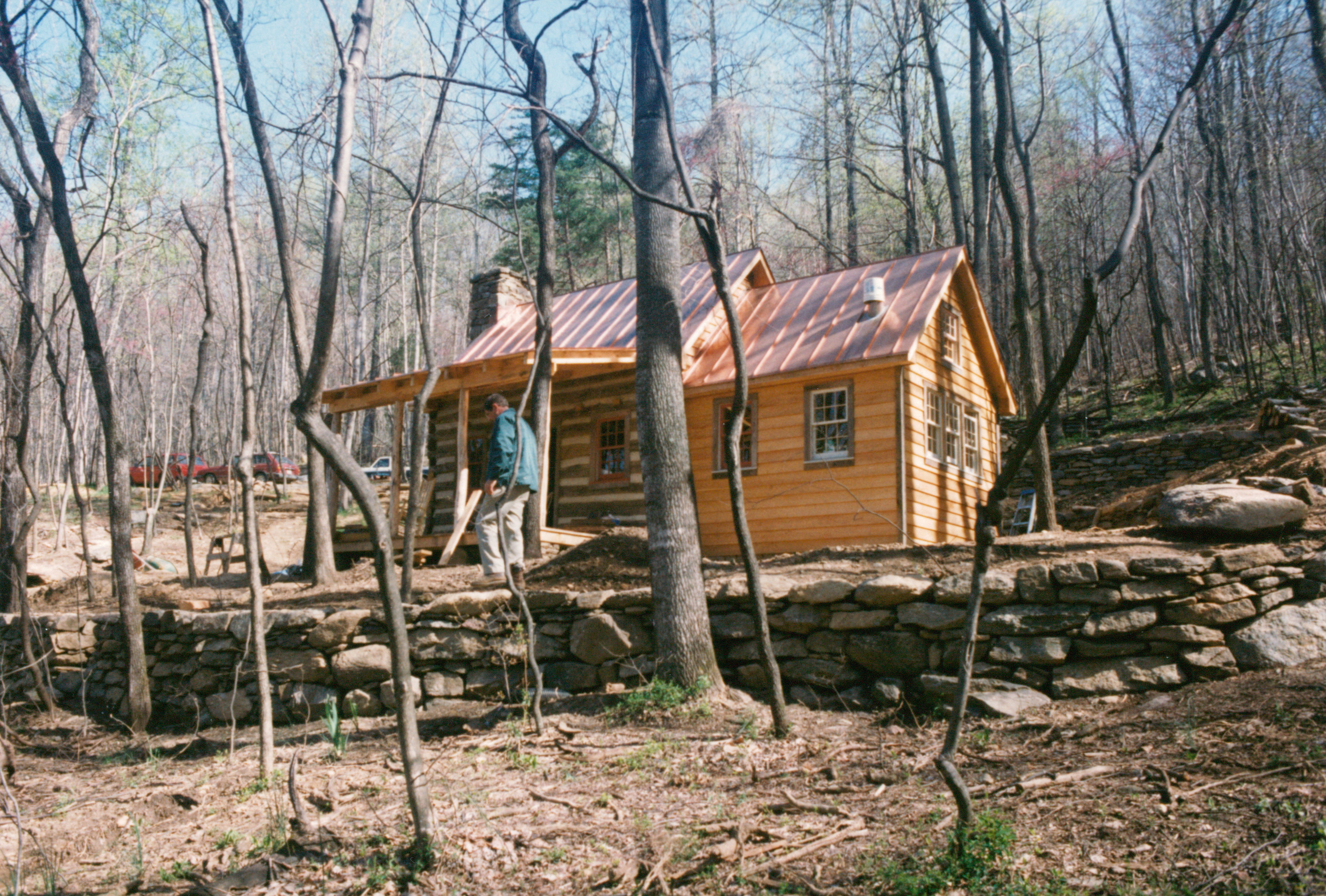 Country House Plans With Porches The Best Addition To Have On A Small Cabin Handmade