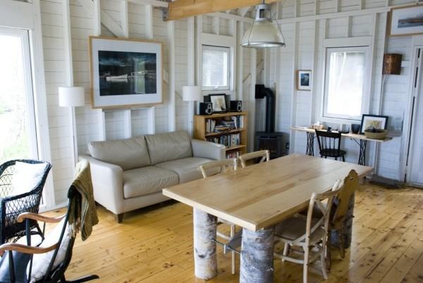 Exposed framing | Handmade Houses... with Noah Bradley