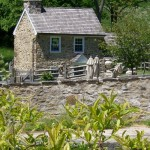 What makes this stone house so special?