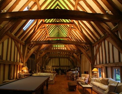 Uplighting Handmade Houses With Noah Bradley