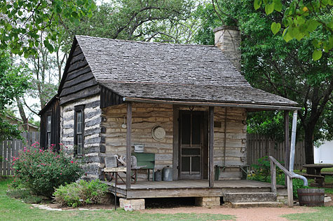 Cabins all over this great country handmade houses Texas cabins in the woods