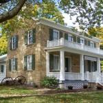 Quaker stone home