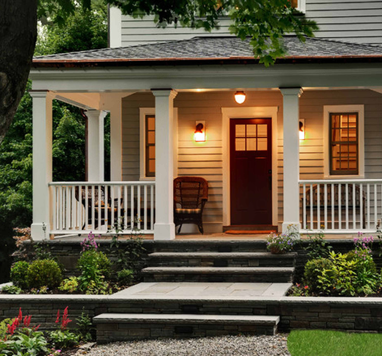 Porch Light Realtor: A Farmhouse Wrap-around Porch