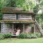 """A """"courting cabin"""""""