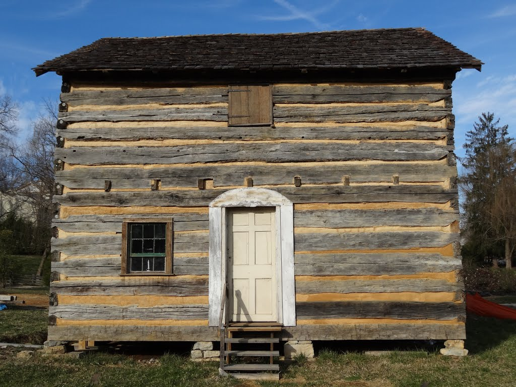 Old Log Cabins ~ Rebuilding an old log cabin handmade houses with noah
