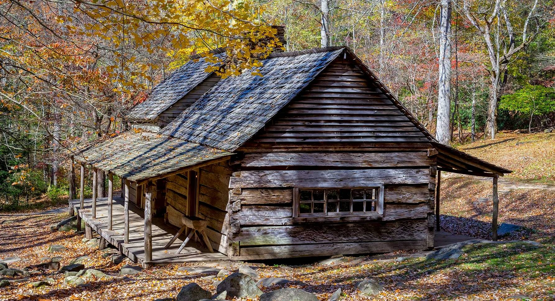 One step at a time handmade houses with noah bradley for How much to build a small cabin