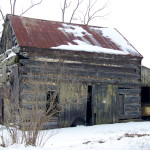 There is no shortage of old cabins to save or salvage