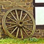 Historic stone work