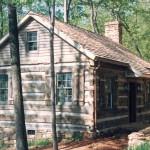 Donald Trump's log cabin