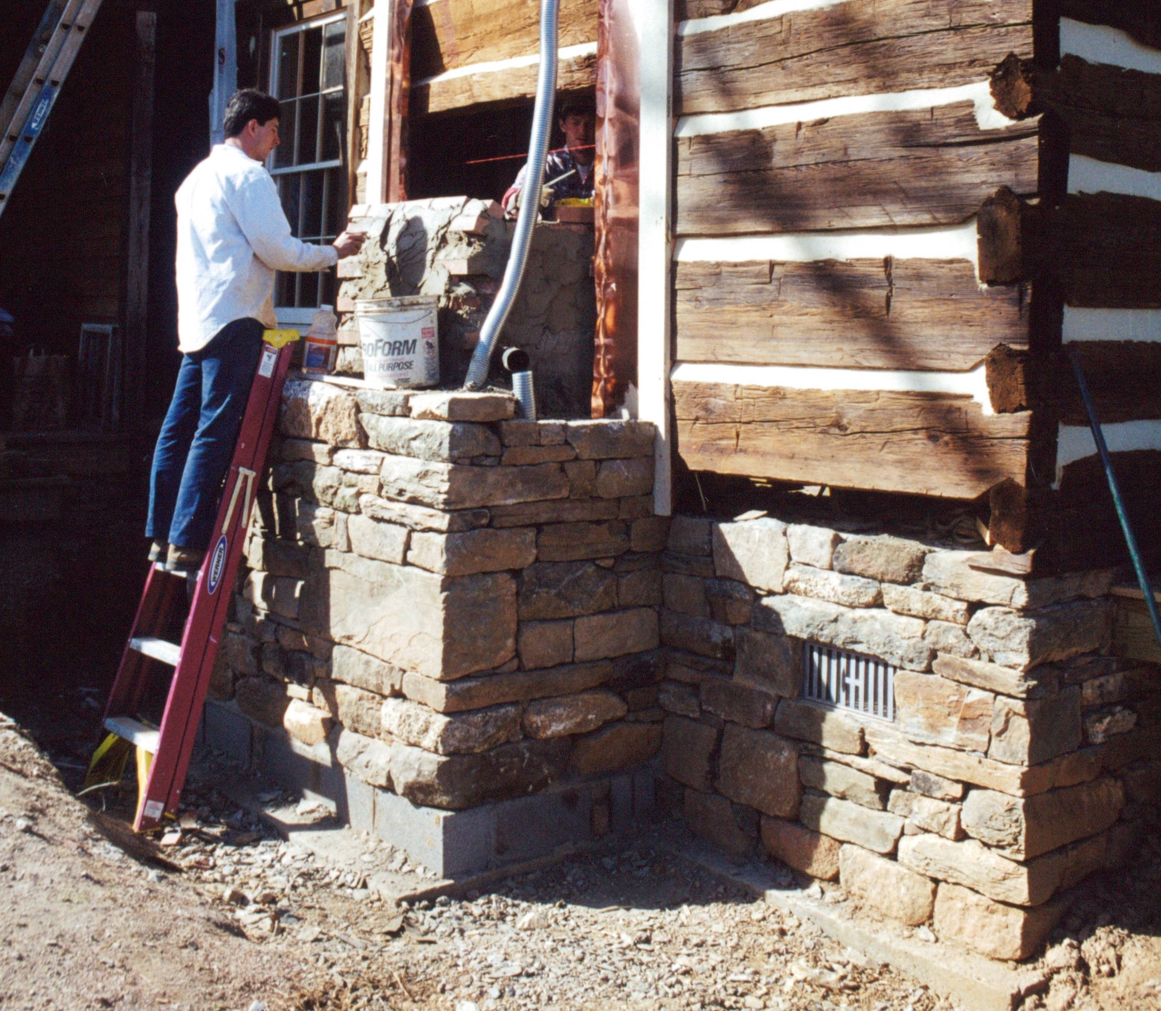 my recipe for a good chimney or fireplace handmade houses